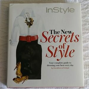 InStyle Magazine The Secrets of Style Book